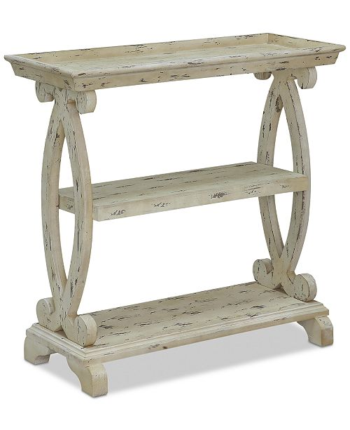 Crestview Newport Console Table, Quick Ship