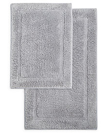 Martha Stewart Essentials Spa Cotton 2-Pc. Bath Rug Set, Created for Macy's