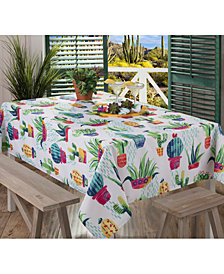 "Arlee Home Fashions Scotsdale 60"" x 102"" Tablecloth"