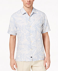 Tommy Bahama Men's Casa Fronda Palm-Print Shirt