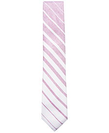 Ryan Seacrest Distinction™ Men's Amalfi Seasonal Stripe Slim Tie, Created for Macy's