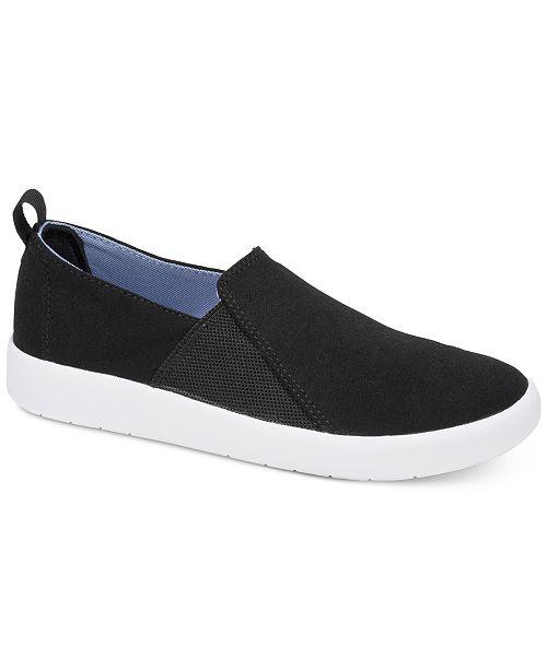 009597f3c3b2c6 Keds Women s Studio Liv Slip-On Sneakers   Reviews - Sneakers ...