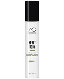 Spray Body Soft-Hold Volumizer, 5-oz., from PUREBEAUTY Salon & Spa