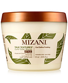 Mizani True Textures Curl Define Pudding, 8-oz., from PUREBEAUTY Salon & Spa