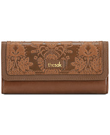 The Sak Iris RFID Flap Wallet