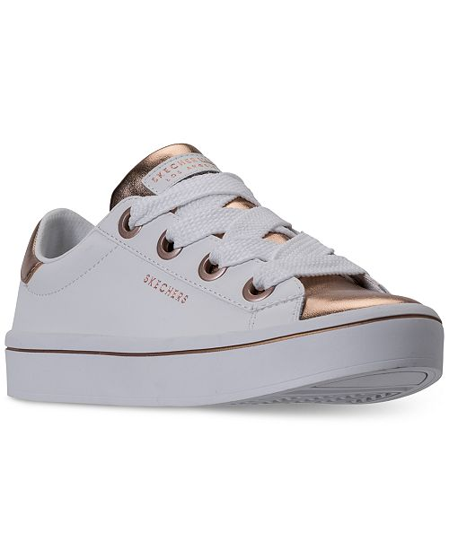 1eaba9dfbbbc ... Skechers Women s Hi-Lites - Medal Toes Casual Sneakers from Finish ...