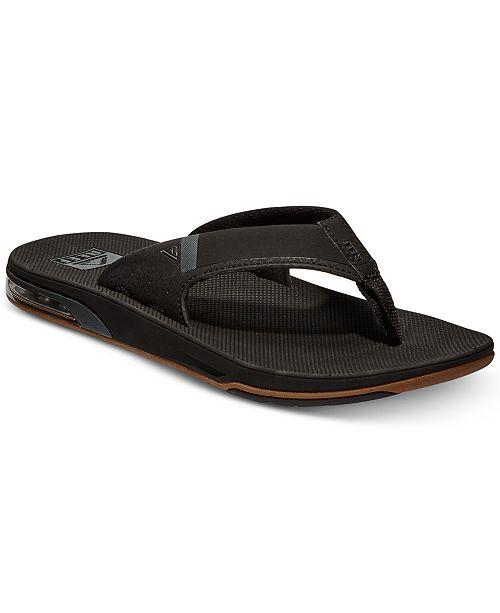 Men's Shoes Macy's All Sandals Fanning Low Reef Men 4dxwqOzOv