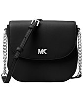 1e07f3464e90 Black Leather Michael Kors Handbag - Best Handbag 2018