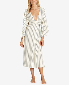 Billabong Juniors' Robe Life Striped Midi Dress