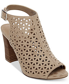 Madden Girl Beverrly Caged Dress Sandals