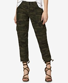 Sanctuary Terrain Cargo Capri Pants