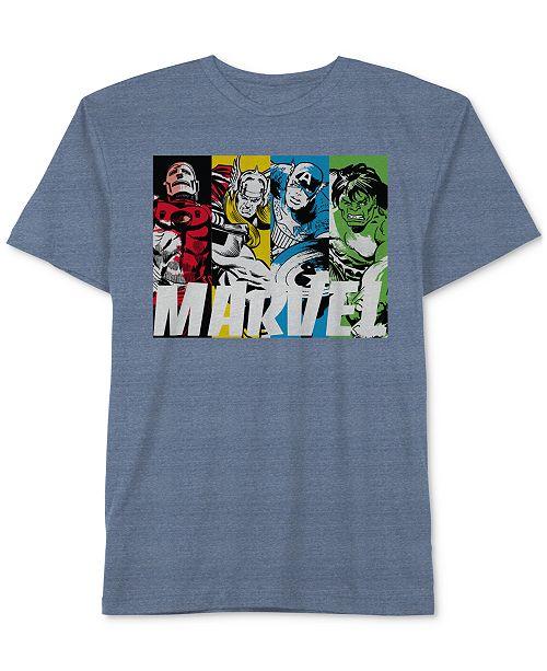 Marvel Avengers Graphic Print T Shirt, Big Boys & Reviews