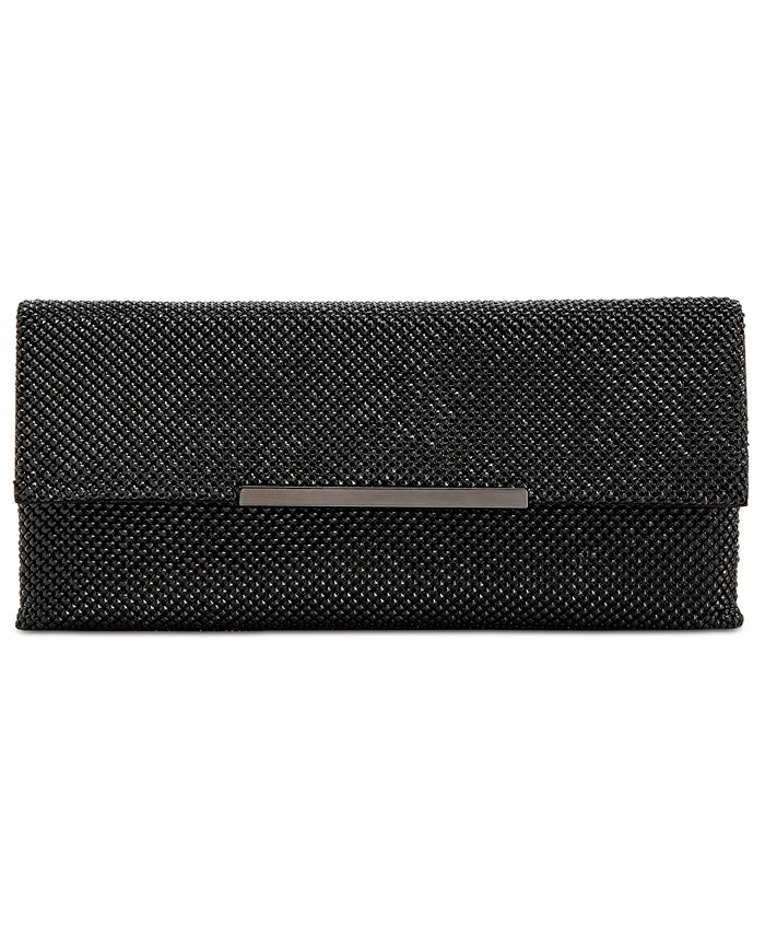 INC International Concepts - Hether Mesh Clutch