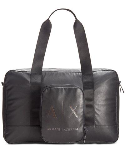Armani Exchange Men's Duffel Bag