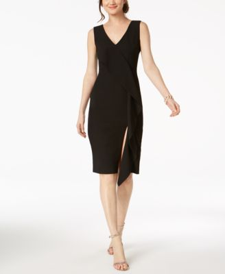 Black party dresses by ivanka trump