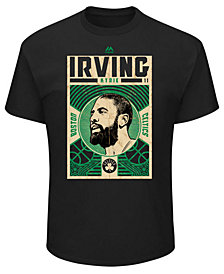 Majestic Men's Kyrie Irving Boston Celtics Greatest Impact T-Shirt