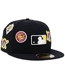 New Era Pittsburgh Pirates Ultimate Patch Collection All Patches 59FIFTY Cap