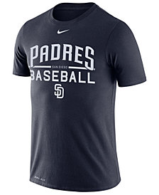 Nike Men's San Diego Padres Dry Practice T-Shirt