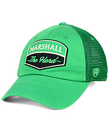 Top of the World Marshall Thundering Herd Society Adjustable Cap