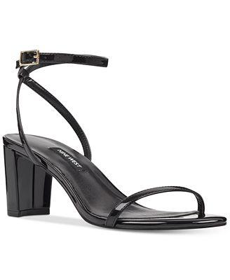 Nine WestProvein Block Heel Sandal