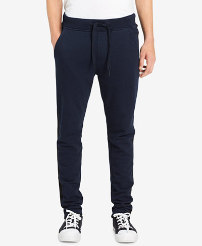 Calvin Klein Jeans Men's Athletic Fit Tapered Sweatpants