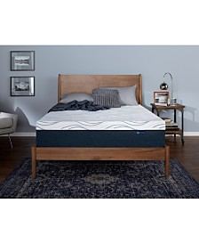 "Serta Perfect Sleeper 12"" Express Luxury Medium Firm Mattresses, Quick Ship, Mattress In A Box"
