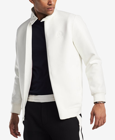 Tommy Hilfiger Men's Emil Barracuda Full-Zip Jacket, Created for Macy's