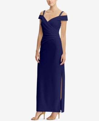Ralph Lauren Off Shoulder Dress
