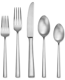 Satin Pearce 20-Pc. Flatware Set, Service for 4