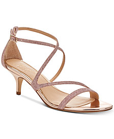 Jewel Badgley Mischka Gal Strappy Evening Sandals