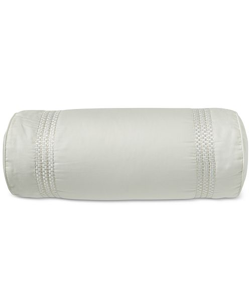"""Hotel Collection Plume 8"""" x 20"""" Decorative Pillow, Created for Macy's"""
