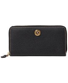 Lauren Ralph Lauren Millbrook Zip Wallet