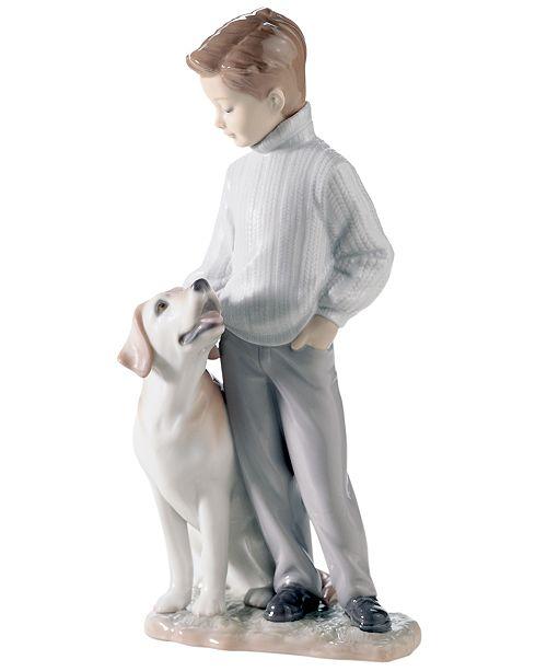 Lladro Lladro Collectible Figurine, My Loyal Friend