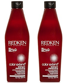 Color Extend Shampoo Duo (Two Items), 10.1-oz., from PUREBEAUTY Salon & Spa