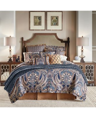 Aurelio 4-Pc. Queen Comforter Set
