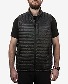 Hawke & Co. Outfitter Men's Ombré Packable Down Vest