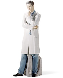 Lladro Collectible Figurine, Male Doctor