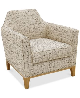 Martha Stewart Collection Brookline Accent Chair, Created for Macy's