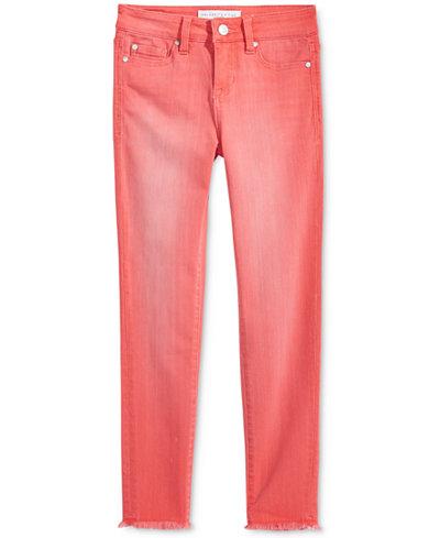 Celebrity Pink Skinny Ankle Jeans, Big Girls