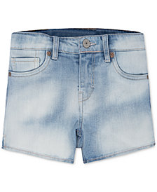 Levi's® Best Coast Shorty Shorts, Little Girls