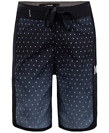 Hurley Third Reef Boardshorts, Little Boys