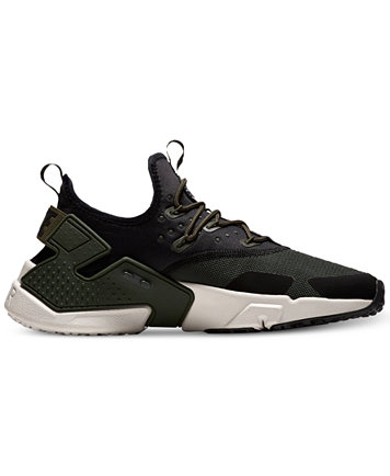 Image 1 of Nike Men's Air Huarache Run Drift Casual Sneakers from Finish  Line