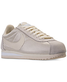 Nike Women's Classic Cortez Nylon Casual Sneakers from Finish Line