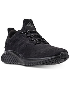 adidas Men's Alpha Bounce City Running Sneakers from Finish Line