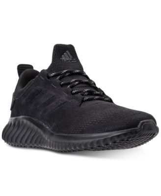 adidas Men\u0027s Alpha Bounce City Running Sneakers from Finish Line
