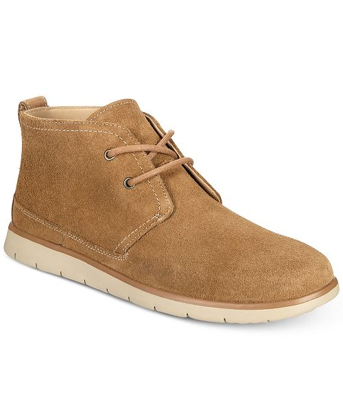 e016575dd0a UGG® Men's Freamon Leather Chukka Boots & Reviews - All Men's ...