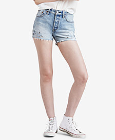Levi's® 501® Cotton Cutout Shorts