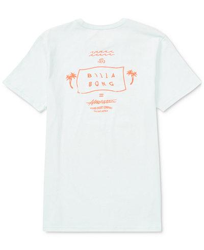 Billabong Men's Psycho Tropics Graphic T-Shirt