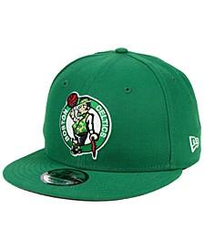 Boston Celtics Basic 9FIFTY Snapback Cap