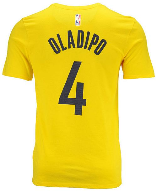 f5ff05a0a ... Nike Men s Victor Oladipo Indiana Pacers Statement Player T-shirt ...